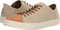 Desert Taupe Washed Canvas/Leather