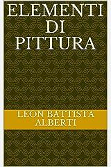 Elementi di pittura (Italian Edition) Kindle Edition
