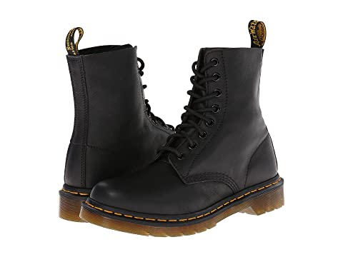 Dr. Martens Women's 1460 Virginia Leather Pascal 8-Eye Boots - - UK 3 kbOz46