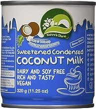 almond milk sweetened condensed milk