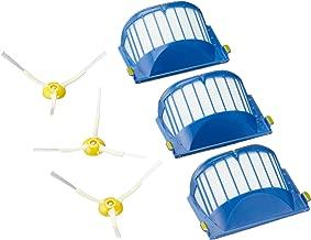 Irobot Aerovac Filter And Sidebrush Kit