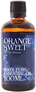 Mystic Moments | Orange Sweet Essential Oil - 100ml - 100% Pure
