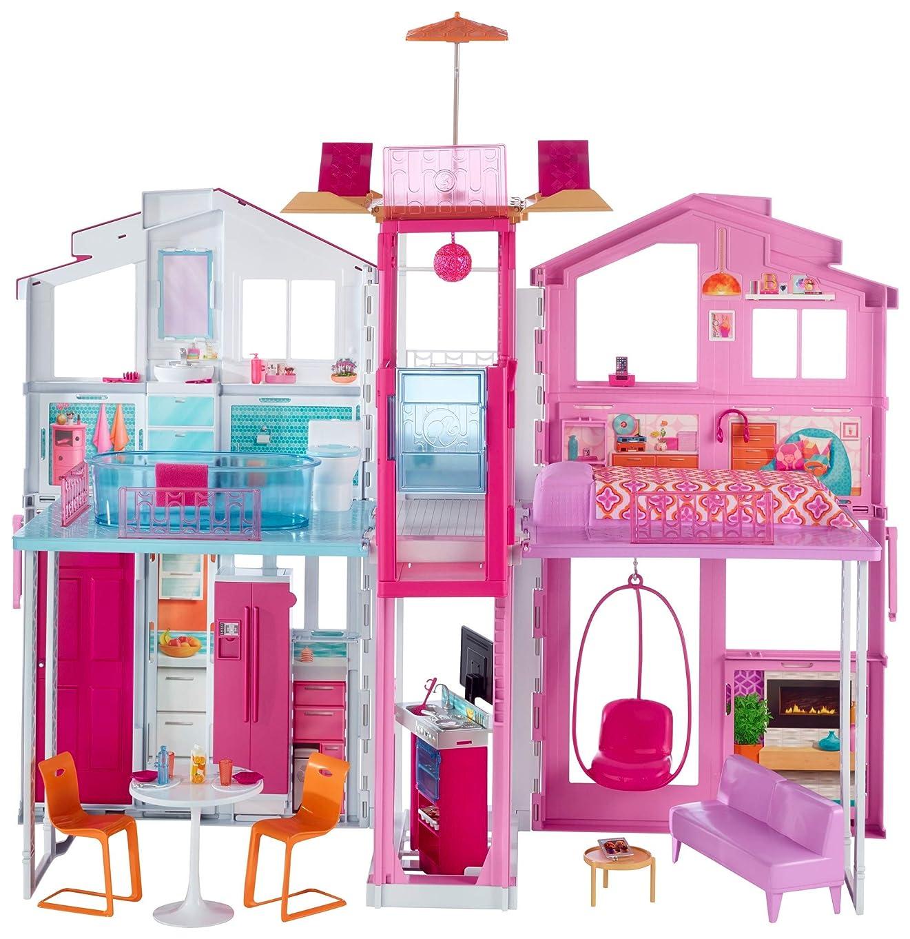 Barbie 3-Story Townhouse [Amazon Exclusive]