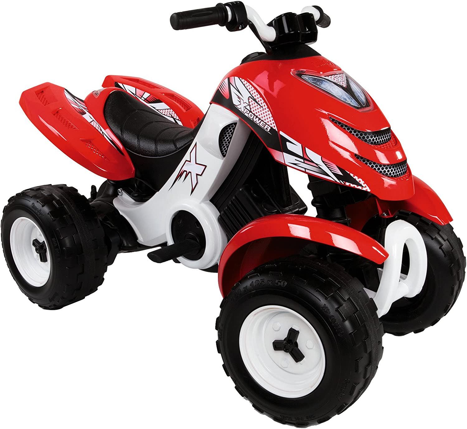 Smoby Electric Quad Bike for Kids Detailed and colorful