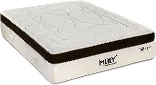 Mlily Bliss 15-inch Gel Memory Foam Mattress (King)