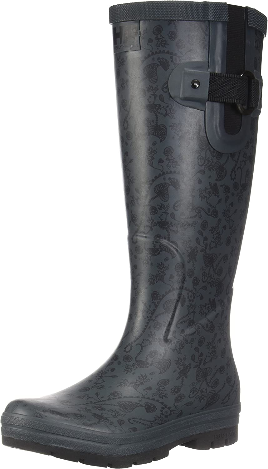 Helly Hansen Womens Veierland 2 Graphic Rain Boots