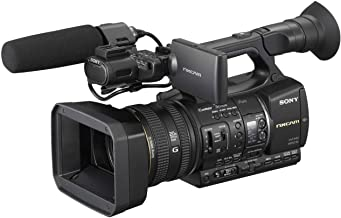 Sony HXR-NX5R NXCAM Professional Camcorder with Built-In LED Light (Renewed)