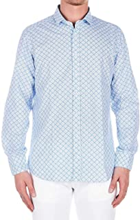 BASTONCINO Luxury Fashion Mens B1516UNICO Light Blue Shirt | Spring Summer 20