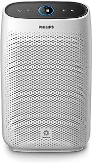 Philips AC1214/10 Connected oczyszczacz powietrza usuwa do 99,9% wirusów i aerozole* z powietrza, kolor biały