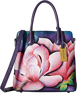 Anuschka Handbags - 551 Medium Expandable Convertible Tote