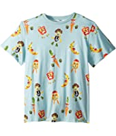 Stella McCartney Kids - Veggie People Short Sleeve Tee (Toddler/Little Kids/Big Kids)