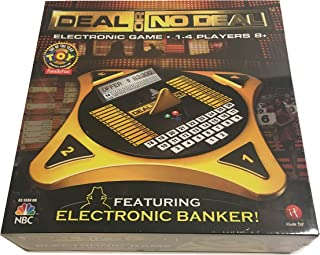 iToys Inc. Deal Or No Deal Electronic Board Game
