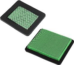 QHALEN Air Filter Compatible for Honda GC135 GCV135 GC160 GCV160 GC190 GCV190 GX100 (2 Pack)