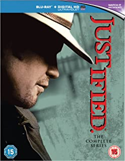 Justified: The Complete Series Region Free