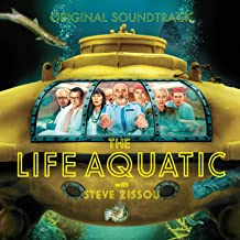 life aquatic soundtrack vinyl