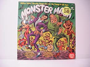 monster mash peter pan records