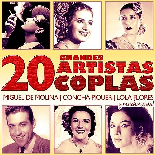 Grandes Artistas. 20 Coplas de Varios Artistas en Amazon Music ...