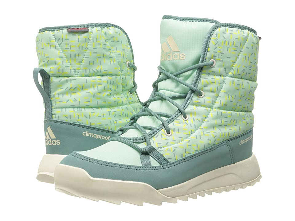 adidas Outdoor CW Choleah Insulated CP (Ice Green/Vapour Steel/Chalk White) Women