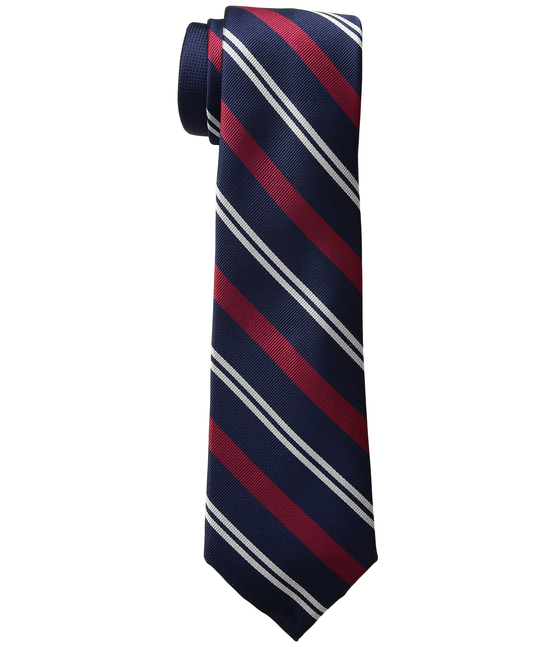 Corbata para Hombre Tommy Hilfiger Two-Tone Stripe  + Tommy Hilfiger en VeoyCompro.net