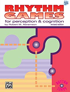 Rhythm Games for Perception and Cognition (Revised Edition)
