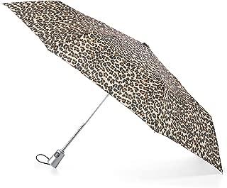 Totes NeverWet 自动开合伞,109.22 厘米豹纹