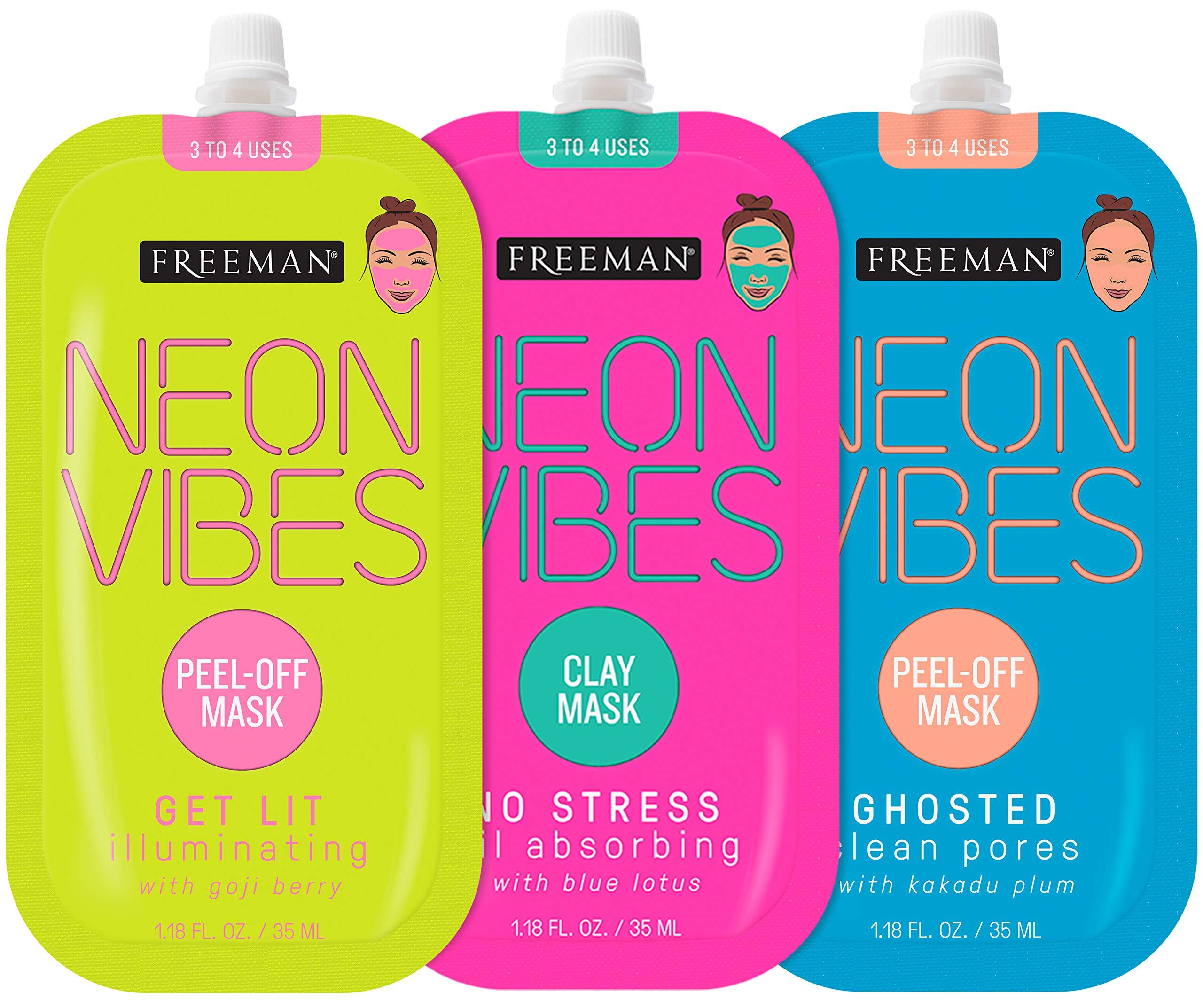 Freeman Vibes Spout Masks Multi Use