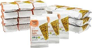 Wickedly Prime Organic Roasted Seaweed Snacks, Korean Kalbi, 0.17 Ounce (Pack of 24)