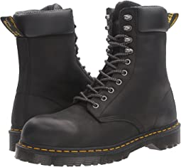Dr. Martens Work Rufford Electrical Hazard Steel Toe 10-Tie Boot