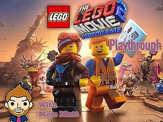 The Lego Movie 2 Video Game Playthrough With Mojo Matt