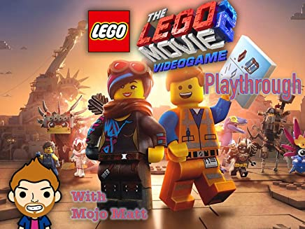 The Lego Movie 2 Video Game Playthrough With Mojo Matt