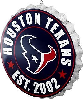 Houston Texans 2016 Bottle Cap Wall Sign
