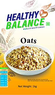 Healthy Balance Oats 1kg Pack