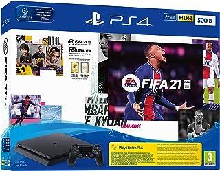PS4 500GB/Fifa 21 (PS4)