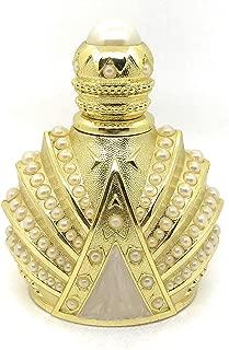 Loloat Al Arab - Arabian Designer Essential Perfume Oil Fragrance - Long Lasting Attar/Itar / Ittar - Alcohol Free - for Men - Hombre - Exquisite glass bottle by Arabisk Oud