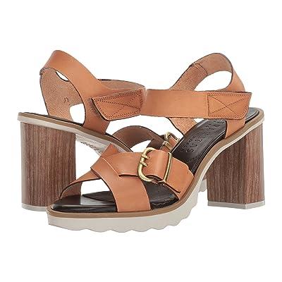 Hispanitas Gigi (Vachetta Natural) High Heels