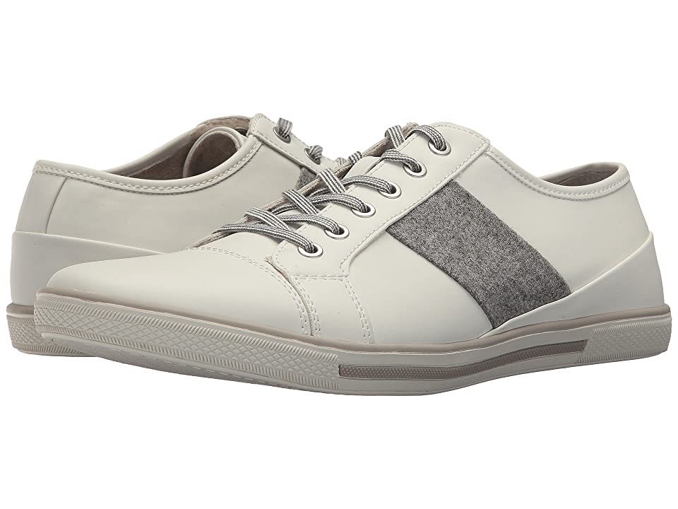 Kenneth Cole Unlisted Crown Sneaker (White) Men