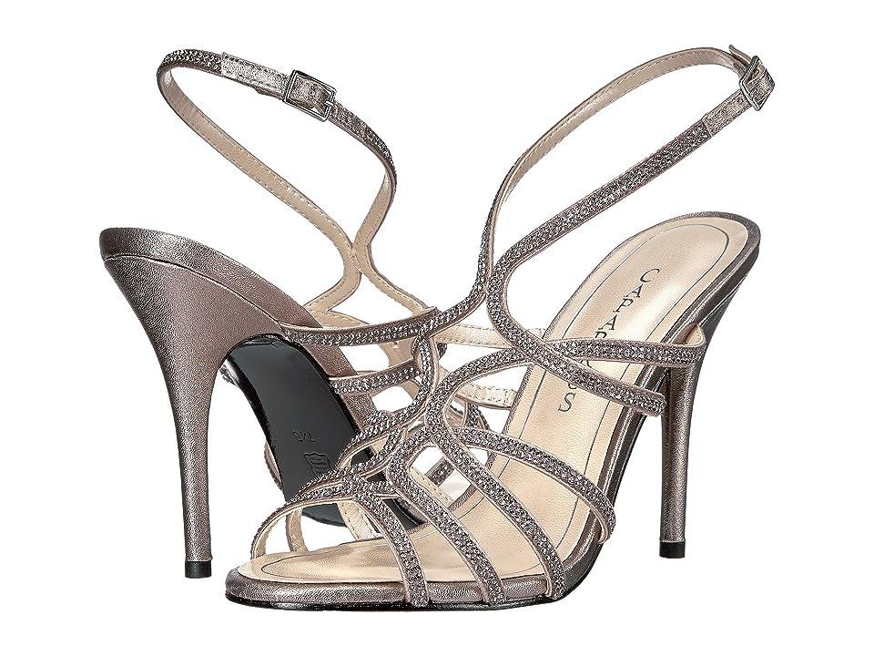 Caparros Helena (Mushroom Metallic) High Heels