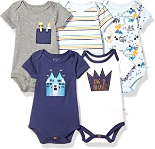 Baby 5 Pack Bodysuits (More colors Available!)