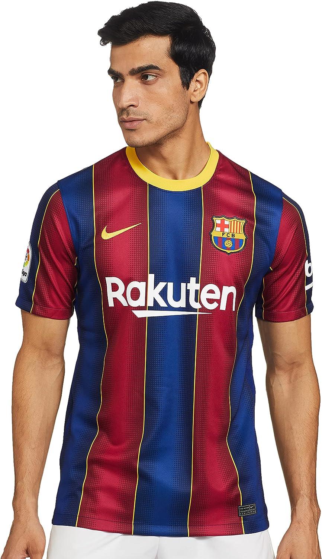 Nike Barcelona Home Men's Jersey 20-21