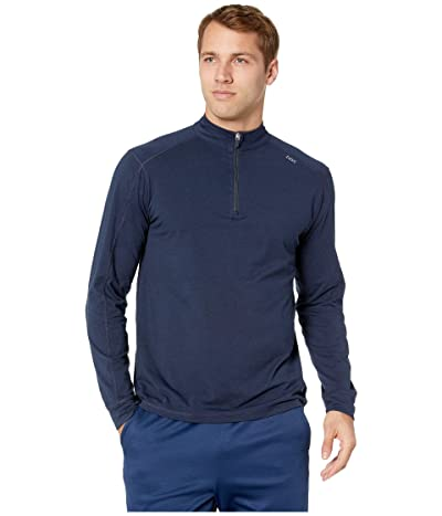 tasc Performance Carrollton 1/4 Zip (Classic Navy) Men