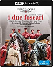Verdi: I Due Foscari [4K UHD + Blu-ray]