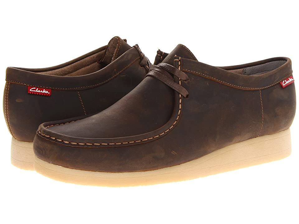 Clarks Stinson Lo (Beeswax Leather) Men
