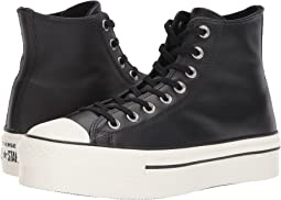Converse - Chuck Taylor® All Star® Platform Leather Hi