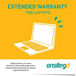 Onsitego 2 Years Extended Warranty for Laptops from (Rs. 50001 to 70000) (Email Delivery - No Physical Kit)