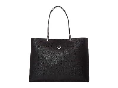 Tommy Hilfiger Core Tote (Black) Tote Handbags