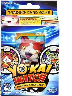 Yokai Watch Trading Card Game Jibanyan and Walkappa Starter Pack