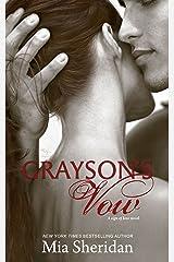 Grayson's Vow Kindle Edition
