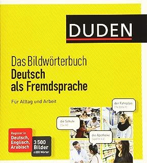 Duden Das Bildworterbuch DaF Fur Alltag und Arbeit (German Edition)