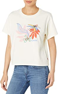 Women's Graphic Varsity Tee Shirt
