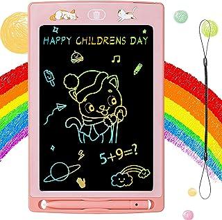 Fairwin Tablette d'écriture LCD Enfants, d'écriture Electronique Planche à Dessin Numérique Tablette Graphique de Dessin C...
